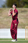 NELSON, NEW ZEALAND - MARCH 8: Newman Shield. Nelson Giffins v Marlborough  Saxton Oval, 8 March 2020. Nelson, New Zealand. (Photo by Chris Symes/Shuttersport Limited)