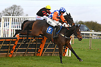 during Horse Racing at Wincanton Racecourse on 5th December 2019