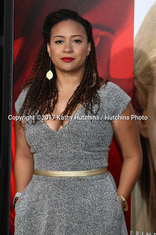 """LOS ANGELES - APR 18:  Tracie Thoms at the """"Unforgettable"""" Premiere at TCL Chinese Theater IMAX on April 18, 2017 in Los Angeles, CA"""