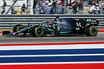 2019 Formula 1 Emirates United States Grand Prix