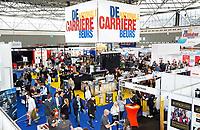 Nederland Amsterdam - 2019. De Nationale Carrierebeurs voor werkzoekenden in de Rai. Foto Berlinda van Dam / Hollandse Hoogte