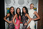 To-Tam Sachika, Nives Gadoni, To-Nya Sachika and Krystal Lavenne Attend the 2 YEAR ANNIVERSARY OF SACHIKA &<br />