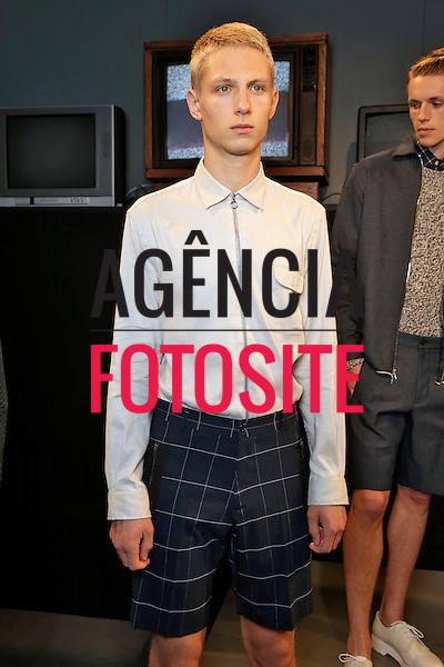 Timo Weiland-<br /> Menswear New York Spring Summer 2016 -Julho 2015