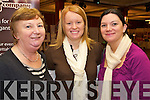 Mary, Joanne and Marian O'Donoghue, Glenflesk pictured at the Kerry Wedding Show in the INEC on Saturday.......