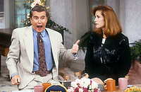 ***FILE PHOTO*** Regis Philbin Passes Away Aged 88.<br /> <br /> 1989 FILE PHOTO<br /> New York, NY<br /> Regis Philbin & Kathie Lee Gifford<br /> <br /> CAP/MPI/PHL/AS<br /> ©AS/PHL/MPI/Capital Pictures
