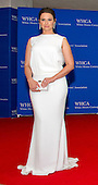 Katie Lowes arrives for the 2016 White House Correspondents Association Annual Dinner at the Washington Hilton Hotel on Saturday, April 30, 2016.<br /> Credit: Ron Sachs / CNP<br /> (RESTRICTION: NO New York or New Jersey Newspapers or newspapers within a 75 mile radius of New York City)