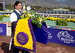 November 2, 2019: Opening ceremonies at the Breeders' Cup World Championship Friday at Santa Anita Park on November 2, 2019: in                                                                                                                                                                                                                                                                                                                                                                                                                                                                                                                                                                                                                                                                                                                                          Arcadia, California. Bill Denver/Eclipse Sportswire/CSM