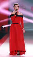 NEW YORK, NY February 08, 2018:Lea Salonga attend  American Heart Association's® Go Red For Women® Red Dress Collection® 2018 at Hammerstein Ballroom in New York. February 08, 2018. Credit:RW/MediaPunch