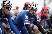 Tom Boonen (BEL/Etixx-QuickStep) in the bunch<br /> <br /> E3 - Harelbeke 2016