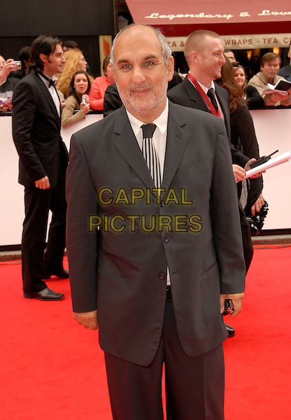 GUEST.Red Carpet Arrivals at The British Academy Television Awards (BAFTA) Sponsored by Pioneer, held at the London Palladium, London, England, May 20th 2007..half 3/4 length grey suit tie.CAP/FIN.©Steve Finn/Capital Pictures.