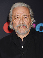 LOS ANGELES, CA - NOVEMBER 08: Actor Edward James Olmos arrives at the premiere of Disney Pixar's 'Coco' at El Capitan Theatre on November 8, 2017 in Los Angeles, California.<br /> CAP/ROT/TM<br /> &copy;TM/ROT/Capital Pictures