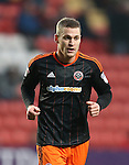 Sheffield United's Paul Coutts in action during the League One match at the Valley Stadium, London. Picture date: November 26th, 2016. Pic David Klein/Sportimage