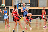 Preseason Tournament - Mystics v Tactix at Ngā Purapura, Otaki, New Zealand on Sunday 10 February  2019. <br /> Photo by Masanori Udagawa. <br /> www.photowellington.photoshelter.com