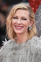 "Cate Blanchett arriving for the ""Ocean's 8"" European premiere at the Cineworld Leicester Square, London, UK. <br /> 13 June  2018<br /> Picture: Steve Vas/Featureflash/SilverHub 0208 004 5359 sales@silverhubmedia.com"