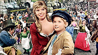 Oliver! (1968) <br /> Promo shot of Mark Lester &amp; Shani Wallis<br /> *Filmstill - Editorial Use Only*<br /> CAP/MFS<br /> Image supplied by Capital Pictures
