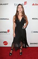 HOLLYWOOD, CA - SEPTEMBER 30: Rachel Matthews, at The 6th Annual Saving Innocence Gala at Loews Hollywood Hotel, California on September 30, 2017. Credit: Faye Sadou/MediaPunch