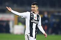 Cristiano Ronaldo Juventus. <br /> Torino 15-12-2018 Stadio Olimpico Football Calcio Serie A 2018/2019 Torino - Juventus <br /> Foto Image Sport / Insidefoto