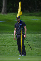 Martin Kaymer (GER) chips on to 1 during round 4 of the 2019 Charles Schwab Challenge, Colonial Country Club, Ft. Worth, Texas,  USA. 5/26/2019.<br /> Picture: Golffile | Ken Murray<br /> <br /> All photo usage must carry mandatory copyright credit (© Golffile | Ken Murray)