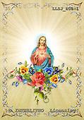 Sinead, EASTER RELIGIOUS, paintings+++++,LLSJE08-1,#er# Ostern, religiös, Pascua, relgioso, illustrations, pinturas