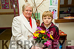 at the Moyderwell Primary School Grandparents Day on Thursday were Ann Pullen with grandson Luke Pullen