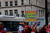 Chicago Teachers Union Rally 6-22-16