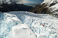 middle glacier | New Zealand