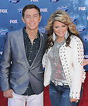 Scotty McCreery and Lauren Alaina at Fox's  2011 American Idol Finale held at The Nokia Live in Los Angeles, California on May 25,2011                                                                               © 2011 Hollywood Press Agency