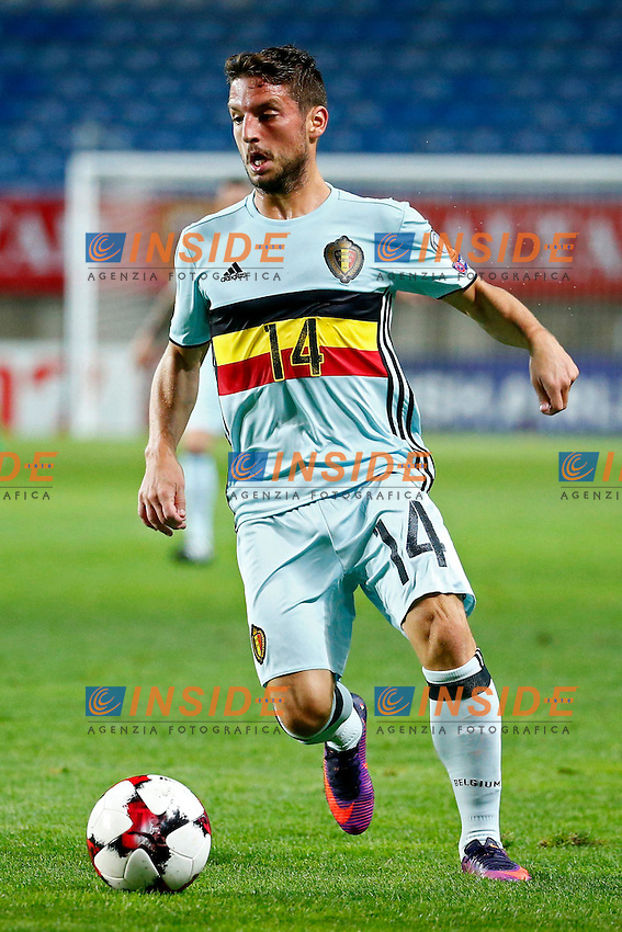 Mertens Dries forward of Belgium <br /> Faro 10-10-2016 Calcio Qualificazioni mondiali <br /> Gibilterra - Belgio <br /> Foto Photonews/Panoramic/Insidefoto <br /> ITALY ONLY
