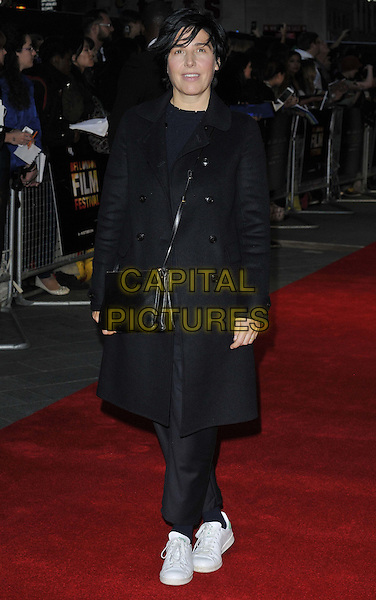 LONDON, ENGLAND - OCTOBER 17: Sharleen Spiteri attends the &quot;A Little Chaos&quot; Love gala screening, 58th LFF day 10, Odeon West End cinema, Leicester Square, on Friday October 17, 2014 in London, England, UK. <br /> CAP/CAN<br /> &copy;Can Nguyen/Capital Pictures