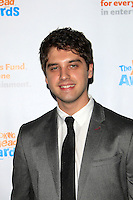 LOS ANGELES - DEC 3: David Lambert at The Actors Fund's Looking Ahead Awards at the Taglyan Complex on December 3, 2015 in Los Angeles, California