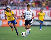 USWNT vs. Brazil, Sunday, November 10, 2013