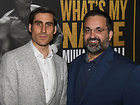 "08 May 2019 - Los Angeles, California - Peter Nelson, Kary Antholis. ""What's My Name: Muhammad Ali"" HBO Premiere held at Regal Cinemas LA LIVE 14. Photo Credit: Billy Bennight/AdMedia"