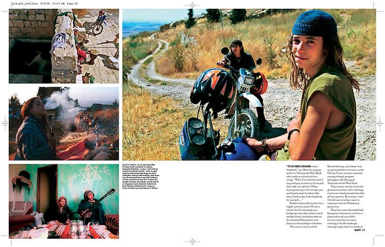 Ei8ht magazine, UK - September 9, 2004