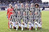 Mozzanica (Bg) 30/09/2017 - campionato di calcio serie A femminile / Mozzanica - Juventus / foto Daniele Buffa/Image Sport/Insidefoto<br /> nella foto: formazione Juventus