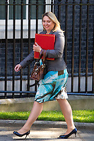 Karen Bradley MP (Secretary of State for Culture, Media and Sport).<br />