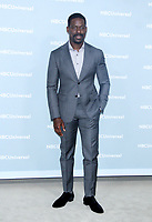 NEW YORK, NY - MAY 14: Sterling K. Brown at the 2018 NBCUniversal Upfront at Rockefeller Center in New York City on May 14, 2018. <br /> CAP/MPI/RW<br /> &copy;RW/MPI/Capital Pictures