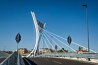 Ponte Ennio Flaiano, Pescara 05 luglio 2017. Foto di Adamo Di Loreto/BuenaVista*photo