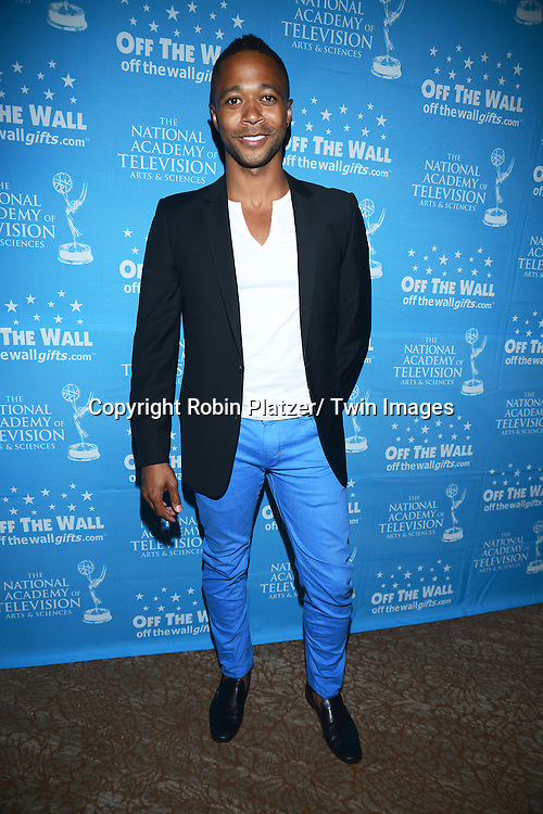 Tommy Hobson attends the Gifting Suitefor the Daytime Emmy Awards by Off The Wall Productions on June 15, 2013 at the Beverly Hills Hotel in Beverly Hills, California.