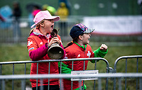 Local Suisse fans <br /> <br /> Men's Junior race<br /> UCI 2020 Cyclocross World Championships<br /> Dübendorf / Switzerland<br /> <br /> ©kramon