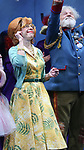 Jackie Hoffman and John Rubinstein during the Broadway Opening Performance Curtain Call of 'Charlie and the Chocolate Factory' at the Lunt-Fontanne Theatre on April 23, 2017 in New York City.