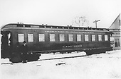 Side view of parlor car &quot;Camp Bird.&quot;<br /> D&amp;RGW