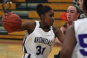 Waterford Kettering at Auburn Hills Avondale, Girls Varsity Basketball, 11/29/11