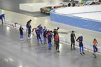 SCHAATSSPORT: HEERENVEEN: IJsstadion Thialf, 13-07-2018, Topsporttraining Zomerijs, ©foto Martin de Jong