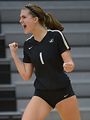 Volleyball-Bentonville at Fayetteville 9/26/17