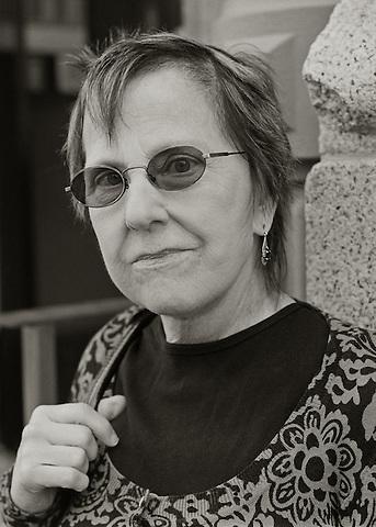 Rae Armantrout, 2010.  Poet.