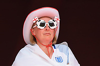 20190623 - VALENCIENNES , FRANCE : English pictured during the female soccer game between England – the Lionesses - and Cameroon – Indomitable Lionesses - , a knock out game in the round of 16 during the FIFA Women's  World Championship in France 2019, Sunday 23 th June 2019 at the Stade du Hainaut Stadium in Valenciennes , France .  PHOTO SPORTPIX.BE | DIRK VUYLSTEKE