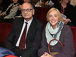 Robert Kriz and Breda Appelby pictured at the classical concert in the Bohemian Centre Ardee.