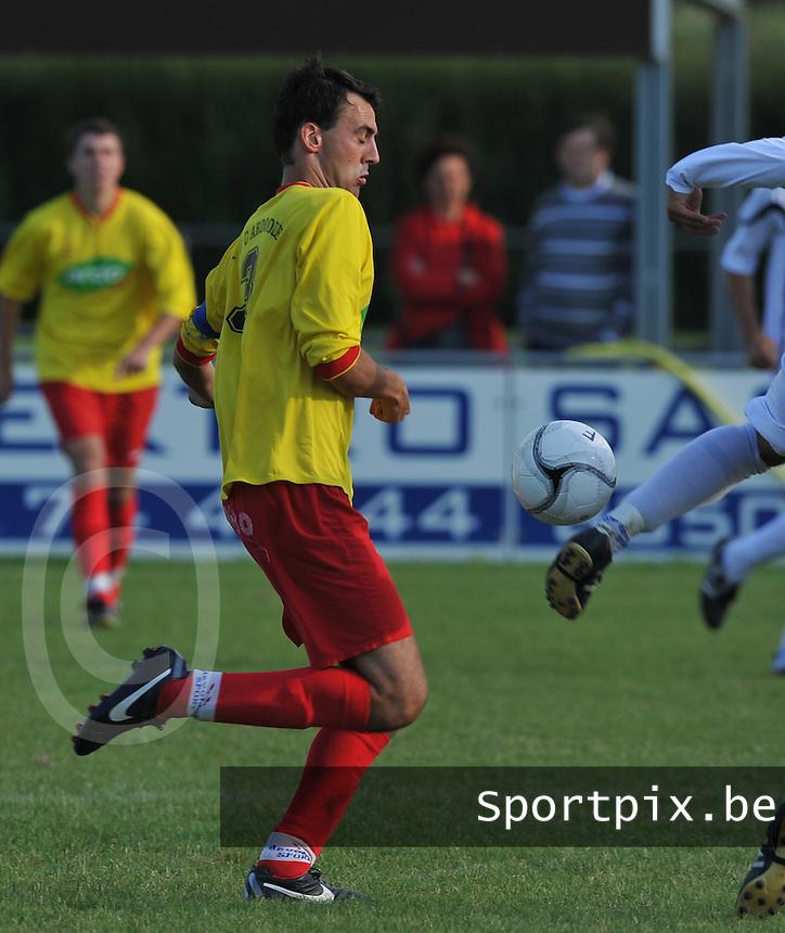 KVC Ardooie : Thijs Leterme.foto VDB / BART VANDENBROUCKE
