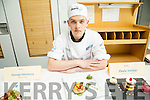 Michael Bajewicz, Youthreach Tralee at the ITT Apprentice Chef finals on Friday