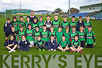 Spa National School who played Holy Family Rathmore National School in the Cumann na mBunscoil Finals at Austin Stack Park Tralee on Thursday.